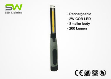Small Body Rechargeable LED 2W 200 Lumen Inspection Light