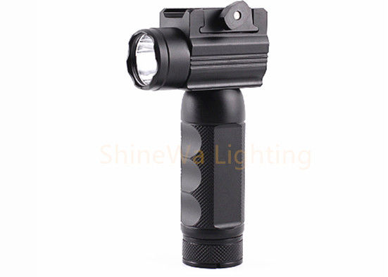 High Lumen Tactical Flashlight With Mount / Powerful Tactical Flashlight For Pistols