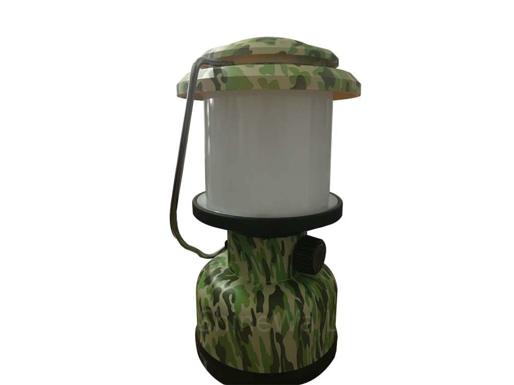 IP64 Weatherproof Led Camping Lantern , 10W Camping Flashlight Lantern