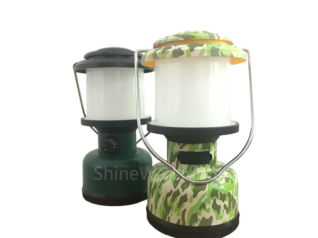 700 Lumen Multi Use Portable Led Camping Lantern Hanging Tent Reading Lantern
