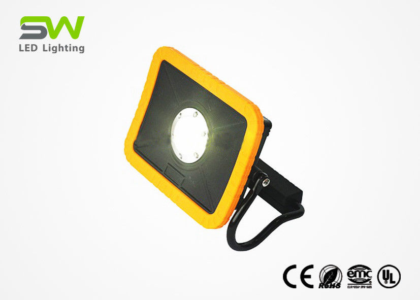 Most Powerful Led Flood Lamp / Multi - Use Portable Outdoor Flood Light 20W 2200 Lumen
