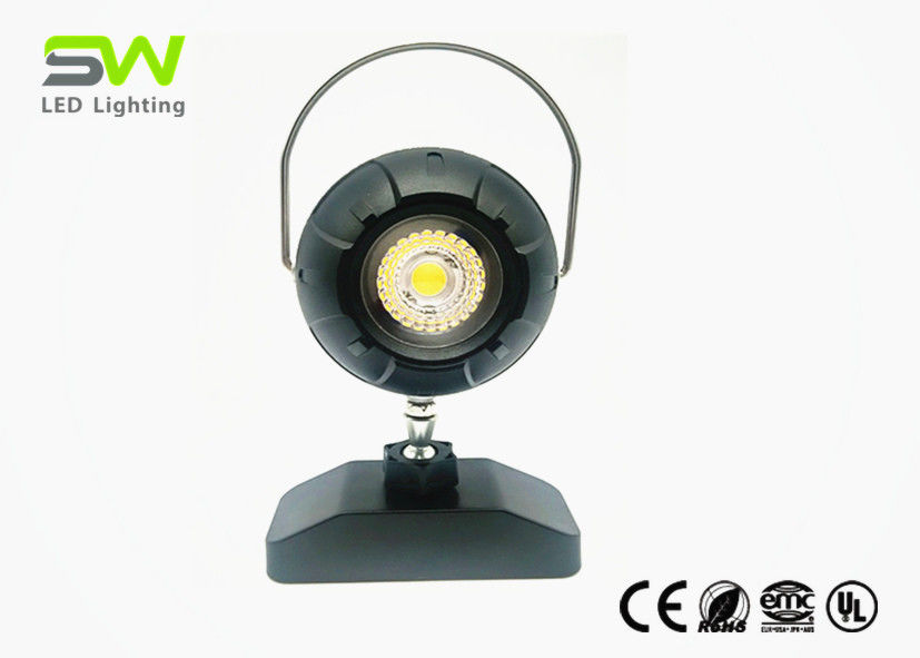 900 Lumen Rotating Rechargeable Led Work Lamp , Brightest Led Work Light