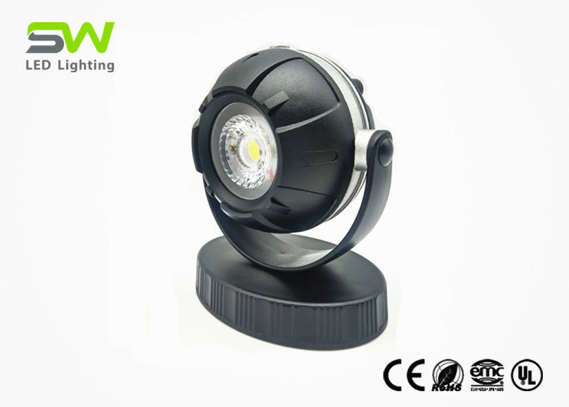 Cordless Flexible Led Inspection Light With 360° Rotating Stand And Magnetic Base