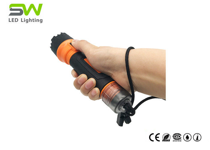 Emergency 3m Rechargeable Flashlight With Blackout Reminder