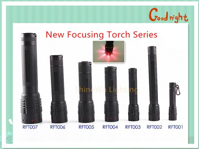 Super Bright High Power Led Torch Light with 200% High Output mode , Tactical Tail Button