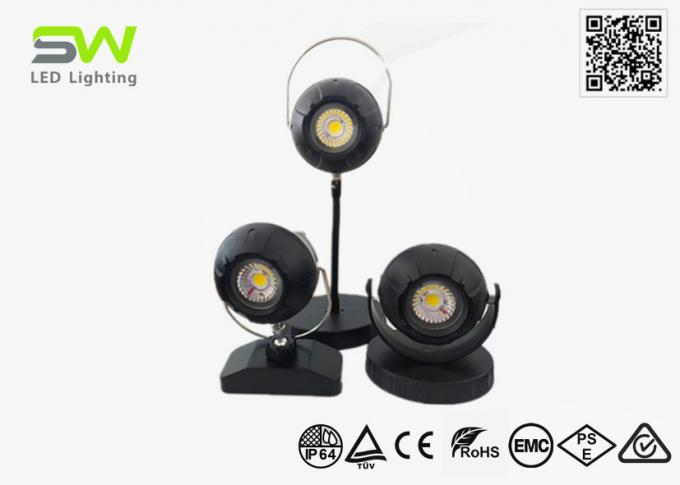 Small Cordless Led Inspection Lamp Inspection Work Light With Magnets