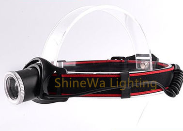 90 Degrees Adjustable High Lumen Led Headlamp , Top Rated Focusing Led Headlights