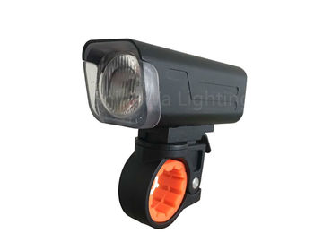 Safety Powerful Led Bike Lights For Night Road Riding , 11 Hours Runtime