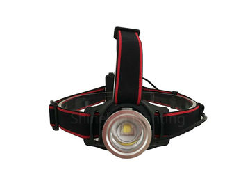 4xAA Battery Powered Focusing Headlamp OEM Brightest Zoomable Headlight