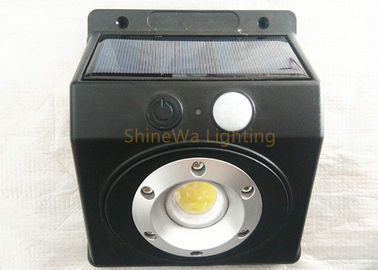 Weatherproof Led Sensor Light External Solar Power Long Sensor Distance IP66