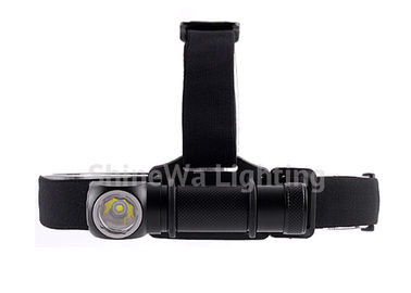 Brightest LED Headlamp Flashlight / High Lumen Head Torch With Rechargeable Battery