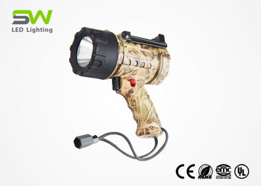 3W Rechargeable Handheld Spotlight / Floatable Outdoor High Powered Work Lights