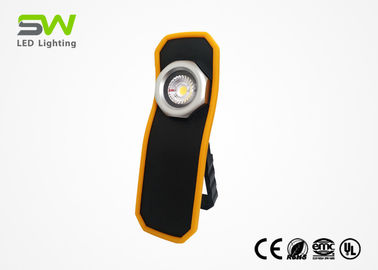 10W 1000 Lumen Led Work Flood Lights , Handheld Rechargeable Led Work Lights 180 Beam Angle