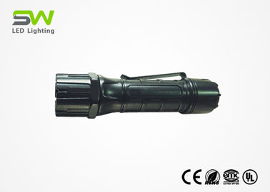 China 3* AAA 200 Lumens Led Flashlight High Impact Durable Body factory