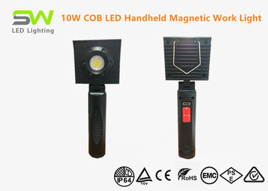 Waterproof 10 Watts Rechargeable Handheld Led Work Light With Magnet Base