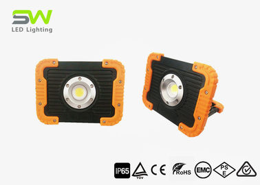10W COB LED Magnetic Pocket Work Light with Battery Indicator , Power Bank