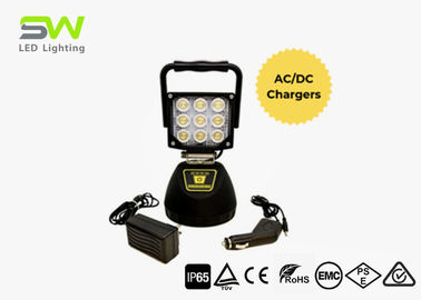 30 W Handheld LED Work Light With Magnets Cordless Auto Inspection Light