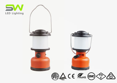 China 10 W IP64 Rechargeable LED Camping Lantern Portable Fishing Lamp Dimmmable factory