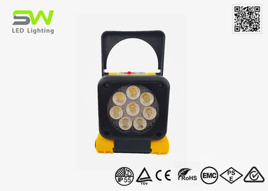 China Original 2300 Lumen Led Rechargeable Work Light Magnetic With Foldable Handle factory