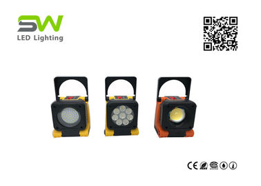 High Lumen 25W Work Rechargeable LED Work Light / Site Light With Professional Design / Mini Body
